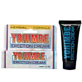 Yohimbe-Erection-Cream