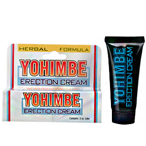 Yohimbe-Erection-Cream