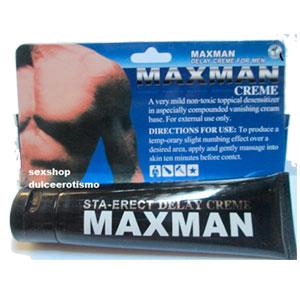 maxman-crema