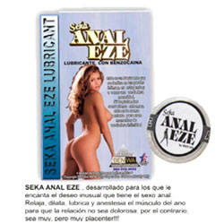 ANAL-EZE-GRIS lubricante
