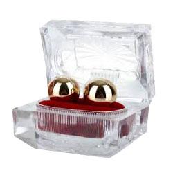 Ben-Wa-Balls de cristal dulce erotismo