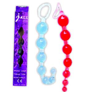 Bolas-jazz-jelly-x-azul y rojo dulce erotismo