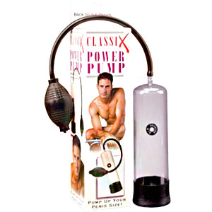 Classix-power-pump caja presentacion transparente