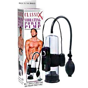 Classix-power-pump vibra
