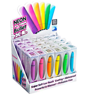 Neon-Luv-Touch-Bullet-XL SEXSHOP