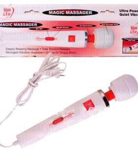 masajeador adam y eva magic massager