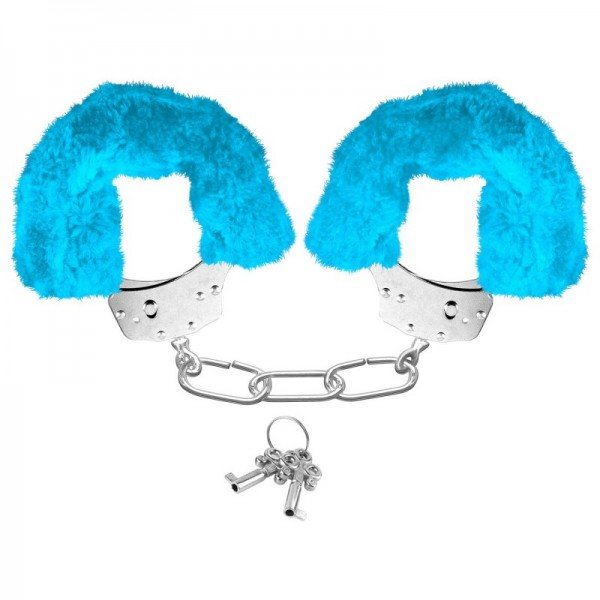 esposas-neon-furry-cuffs azules1