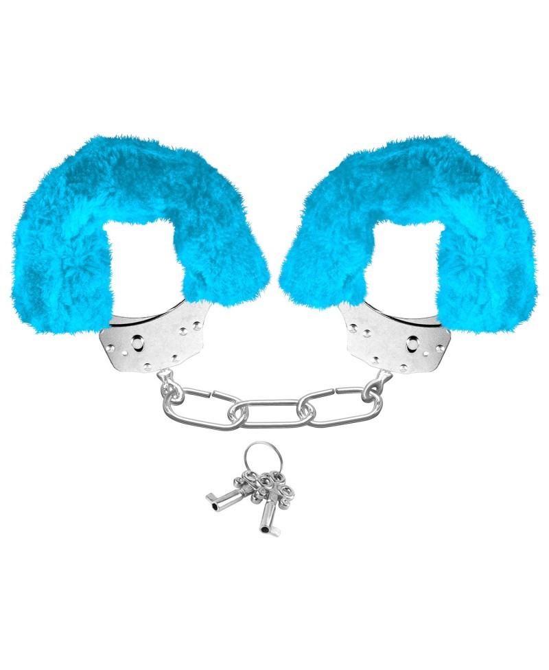 esposas-neon-furry-cuffs azules1