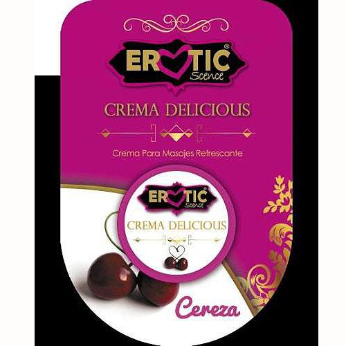 Crema Anal delicious erotic scense Rojo