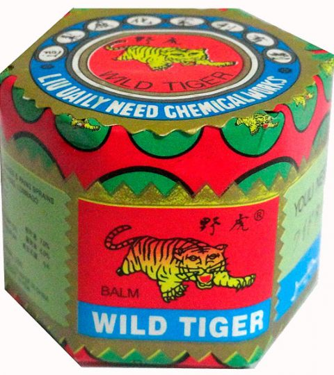 MENTOL CHINO WILD TIGER